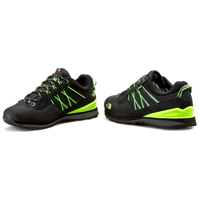 north face Shoes black
