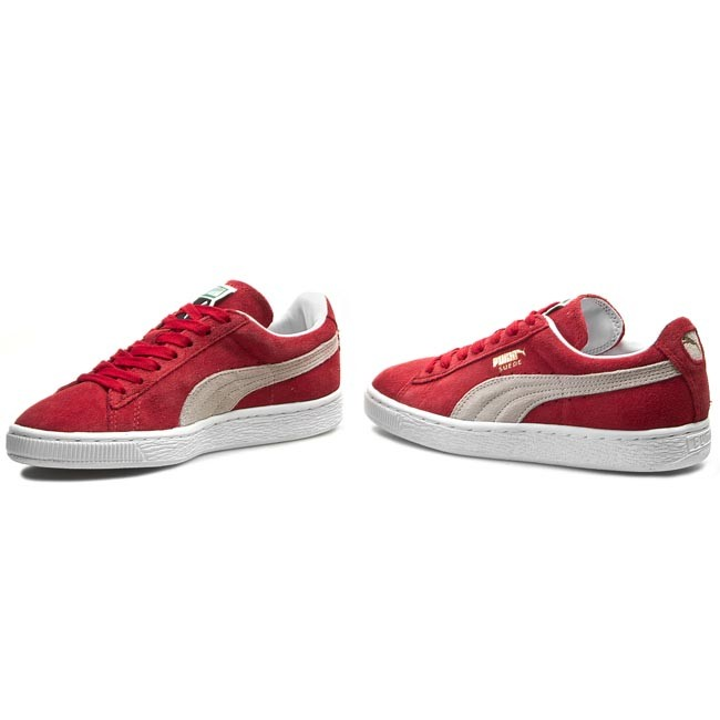 49472845d015 Shoes PUMA - Suede Classic + 352634 05 Team Regal Red White - Flats ...