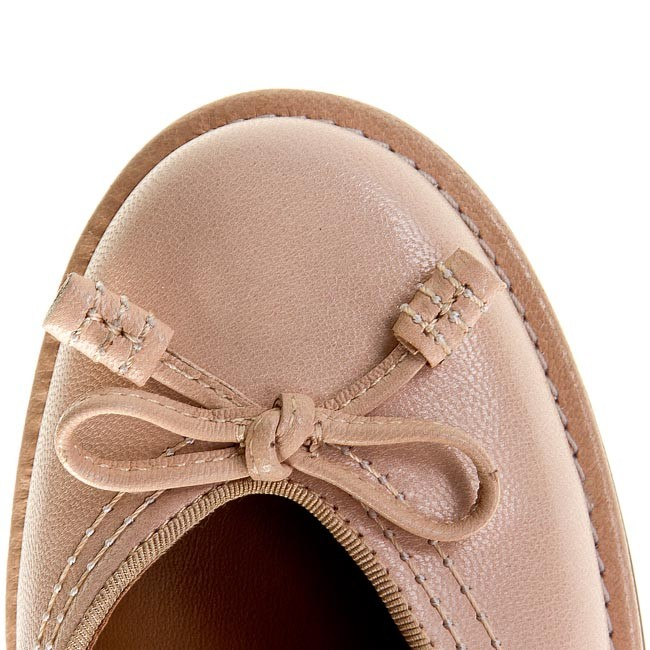 Shoes CLARKS Bombay Lights 261059494 Blush Pink