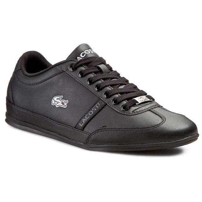 262f93f67e31c1 Shoes LACOSTE - Misano Sporty Scy Spm 7-29SPM004002H Black - Casual ...