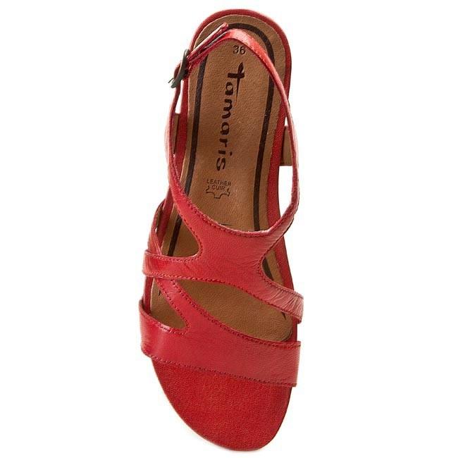 Sandals TAMARIS 1 28210 24 Chili 533