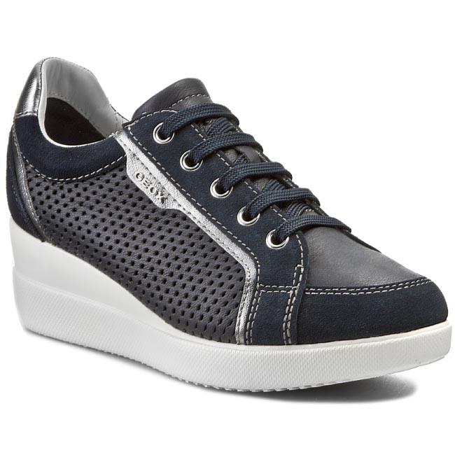 Sneakers GEOX - D Stardust A D5230A 0CL22 C4002 Navy - Sneakers ... 5a5d4de84ba