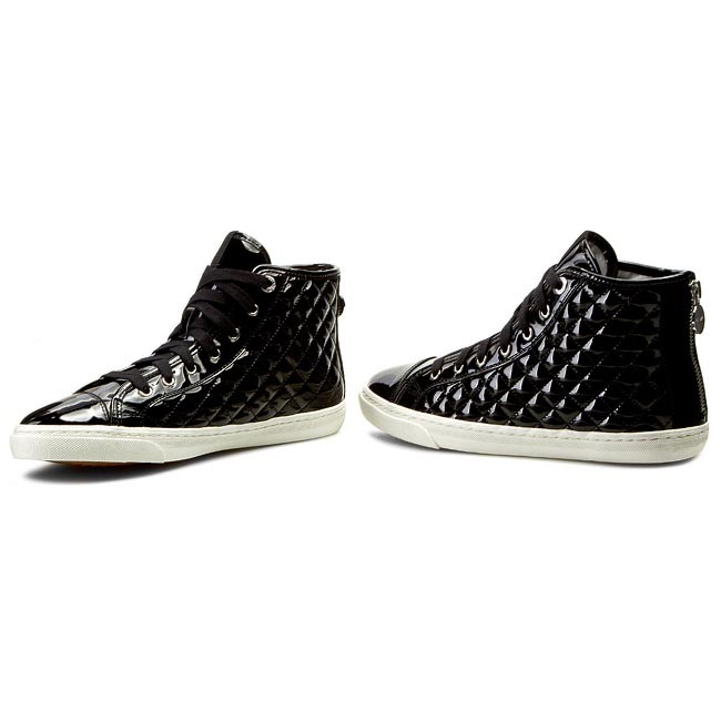 cheap for discount f1737 50243 Black Low Club A D4258a 000hh D C9999 New Geox Sneakers Shoes qv8p6Rx