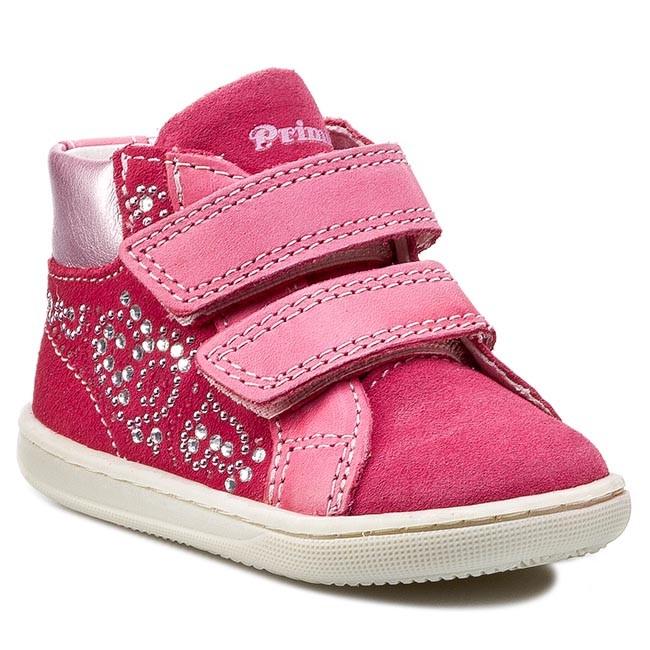 Shoes PRIMIGI - Amy 1 3041000 Pink - Velcro - Low shoes - Girl ...