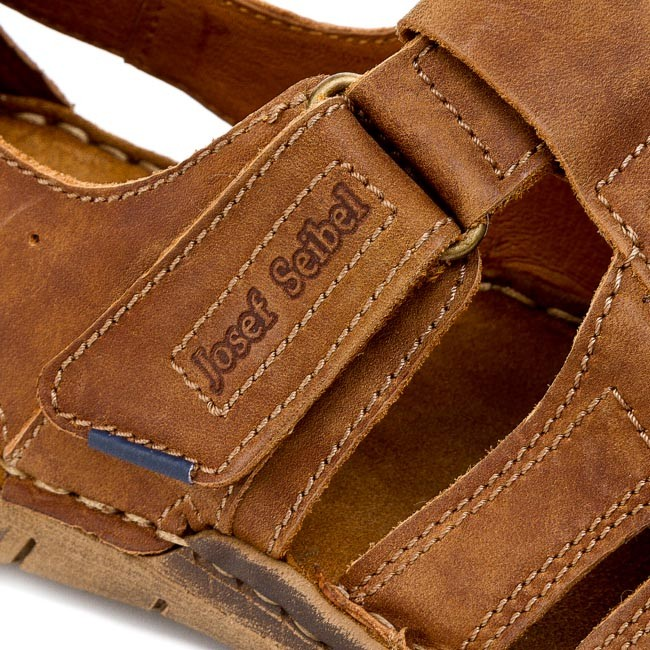 742c3f9861346 Sandals JOSEF SEIBEL - Paul 15 43215 799 020 Oregon/Kombi - Sandals - Mules  and sandals - Men's shoes - efootwear.eu