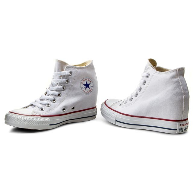 Sneakers CONVERSE - CT Lux Mid 547200C White
