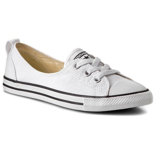 b83d559f353fcc Sneakers CONVERSE - Ct Ballet Lace 547167C White - Sneakers - Low ...