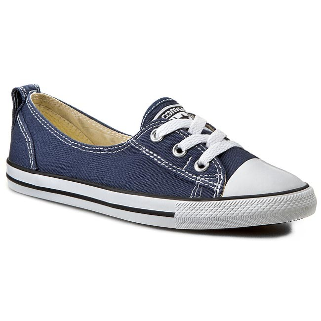 Sneakers CONVERSE - CT Ballet Lace 547165C Navy