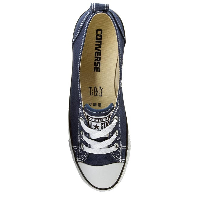 Sneakers CONVERSE CT Ballet Lace 547165C Navy Sneakers