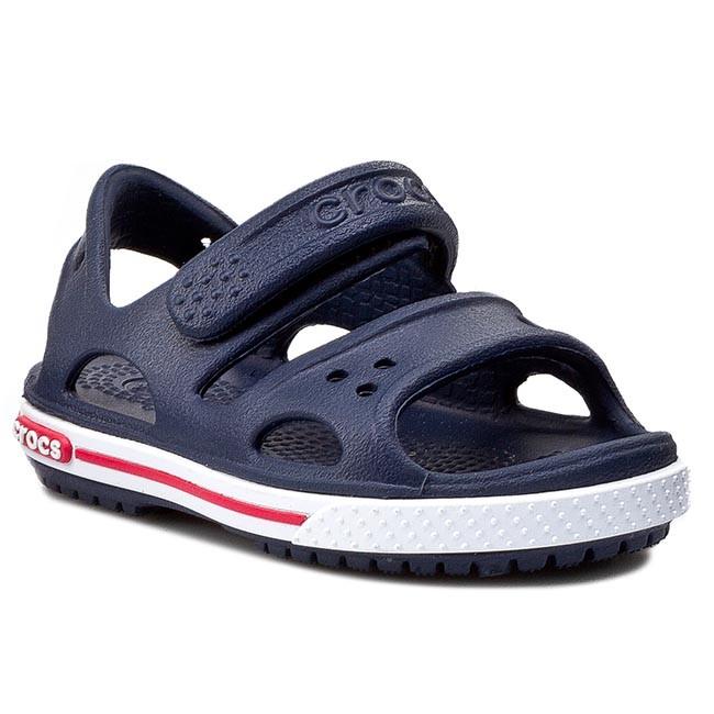 c1edd850c331 Sandals CROCS - Crocband II Sandal 14854 Navy White - Sandals ...