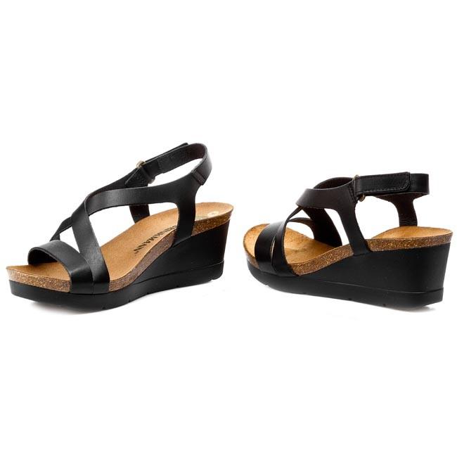 Sandals DR. BRINKMANN - 710710 Schwarz
