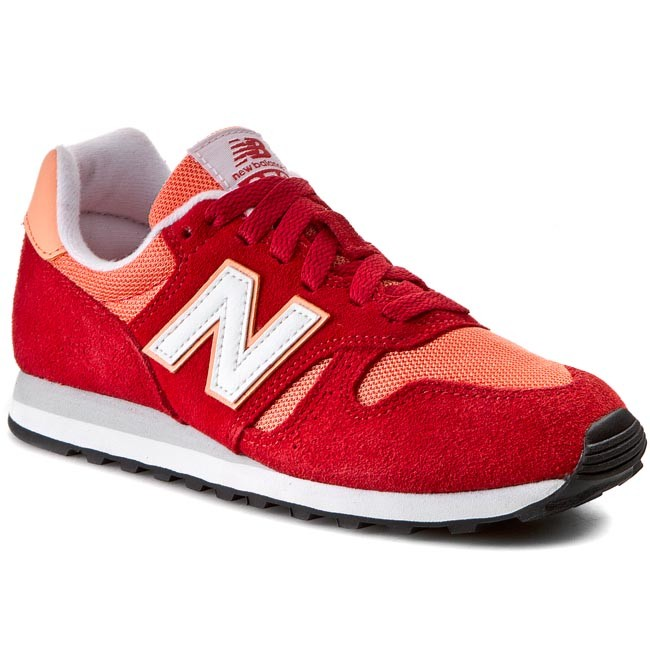 Sneakers NEW BALANCE - Classics WL373SMC Red