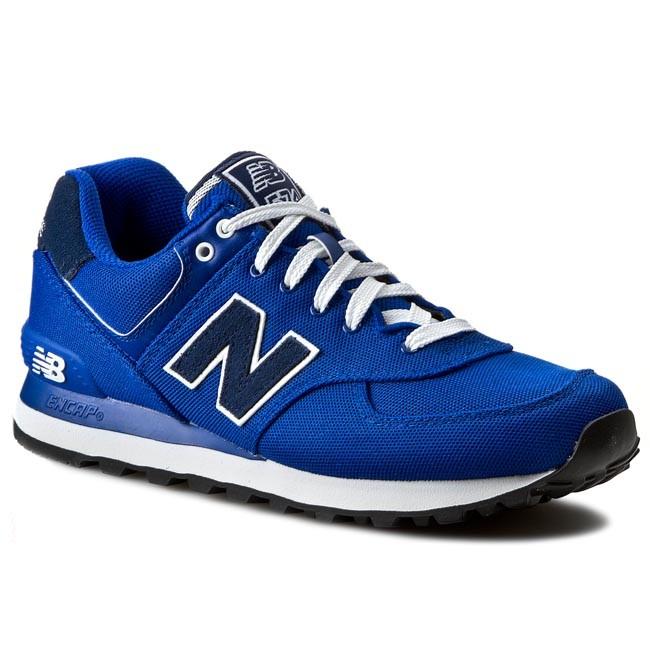 Sneakers NEW BALANCE - Classics ML574POB Blue