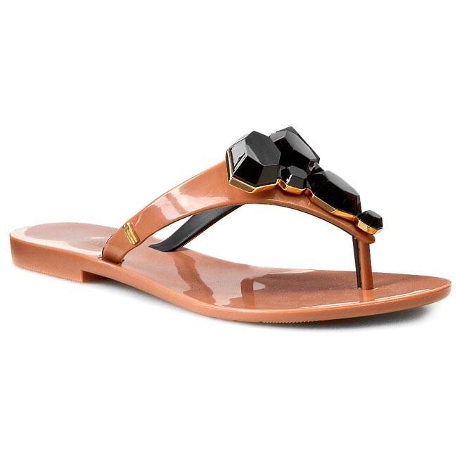 Slides 31490 MELISSA BrownBlack Sp Color Flip 51620 Ad III 1Rw1qr
