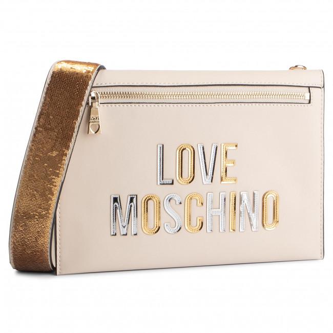 ca75f6e4ec Handbag LOVE MOSCHINO - JC4260PP07KI0110 Avorio - Cross Body Bags ...
