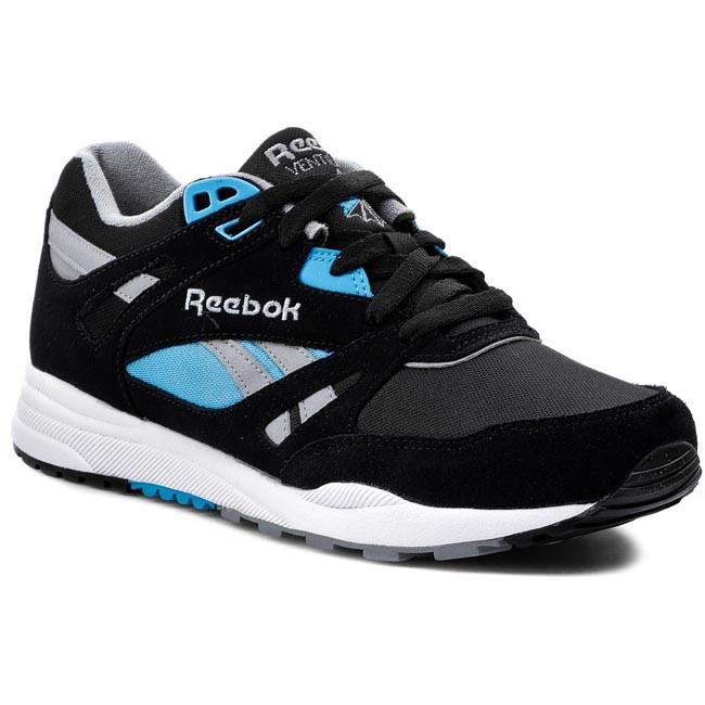 Shoes Reebok - Ventilator Pop M46598 Black/Flat Grey/Wht/Blue