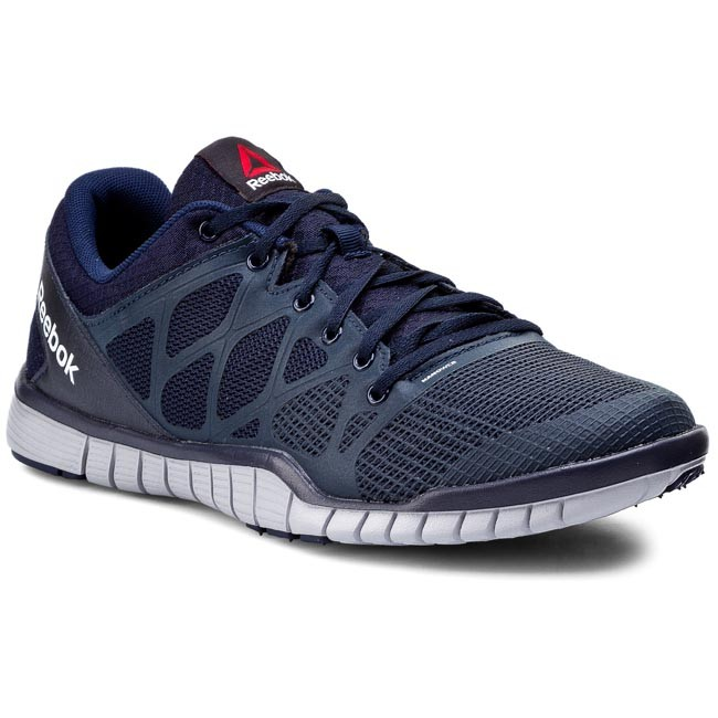 Shoes Reebok - Reebok Zquick Tr 3.0 M48847 Faux Indigo/Steel/White