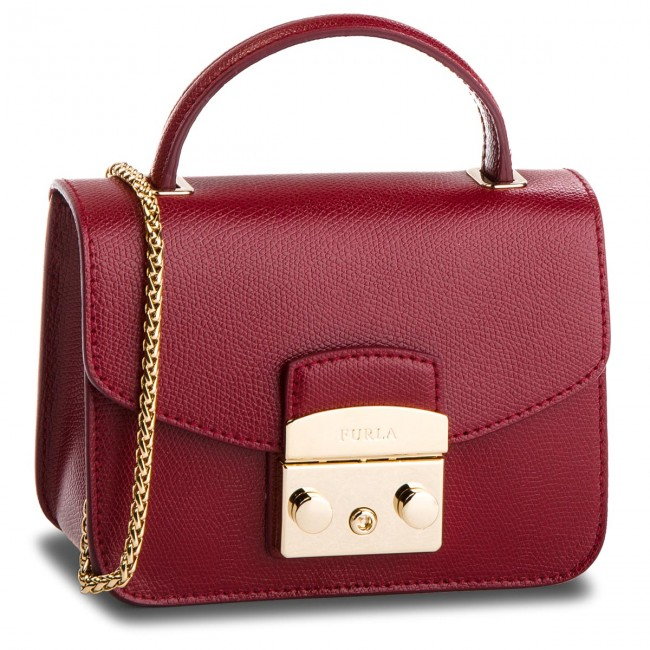 64ec89bbb01f Handbag FURLA - Metropolis 978134 B BHD3 ARE Ciliegia d - Clutch ...