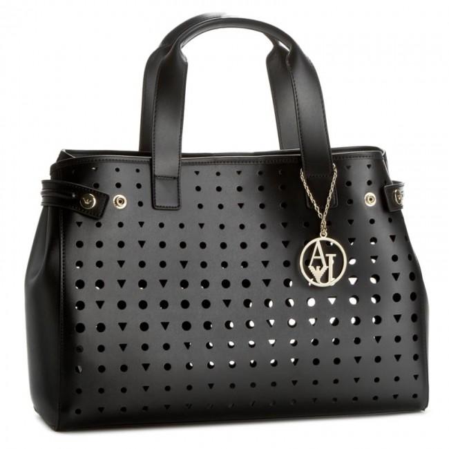 6b4805dd7f4a0 Handbag ARMANI JEANS - C521D R5 12 Nero - Classic - Handbags - www ...