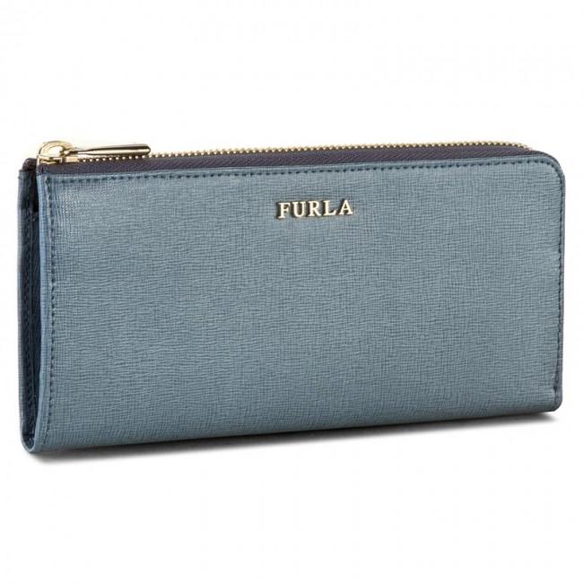 Large Women's Wallet FURLA - Babylon 797976 P PN07 B30 Dolomia