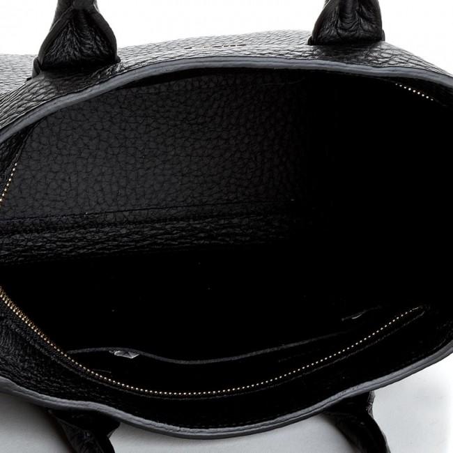 ee71018dd2996 Handbag FURLA - Capriccio 869082 B BHQ4 QUB Onyx - Classic - Handbags -  www.efootwear.eu