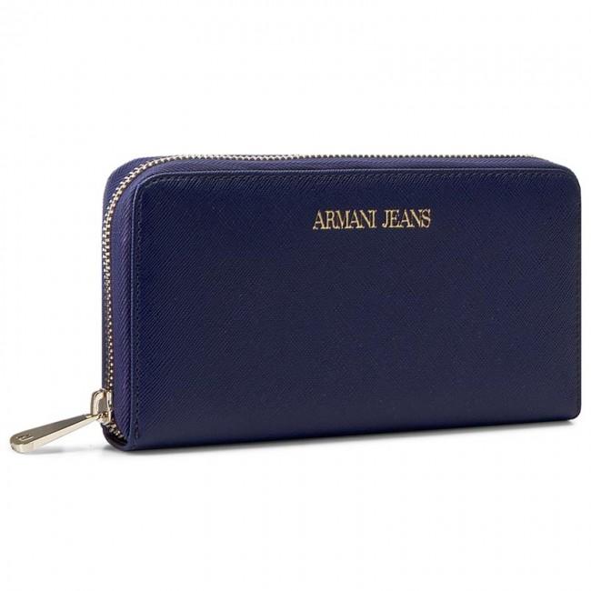 26b43828b77 Large Women s Wallet ARMANI JEANS - 928532 CC857 09934 Ocean Blu ...