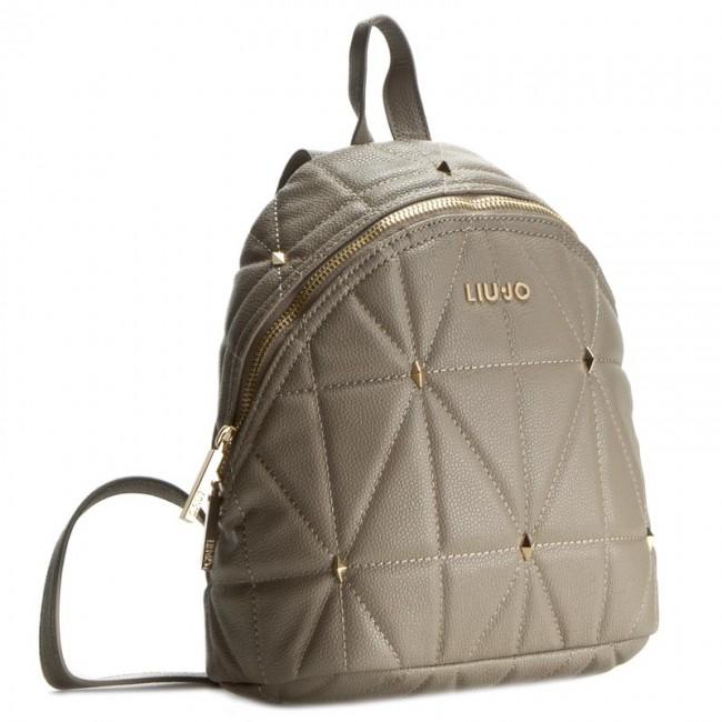 Backpack LIU JO - Zaino Ape N66051 E0058 Tortora 71212 - Backpacks ... 5e320a80b0a