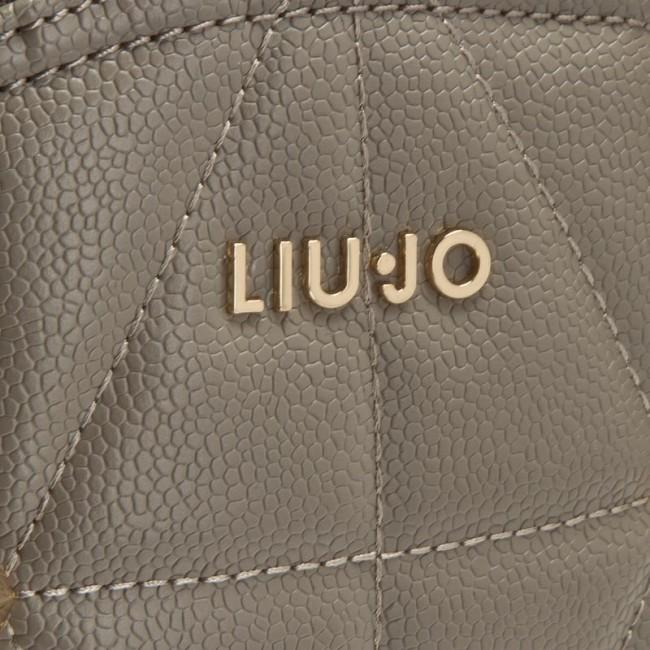 Backpack LIU JO - Zaino Ape N66051 E0058 Tortora 71212 - Backpacks ... 070fe6b0a3e