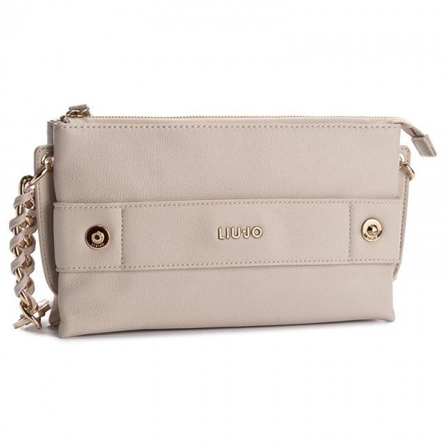 Handbag LIU JO - Pochette C Tracolla N17200 E0064 True Champagn ... 8263a19e474