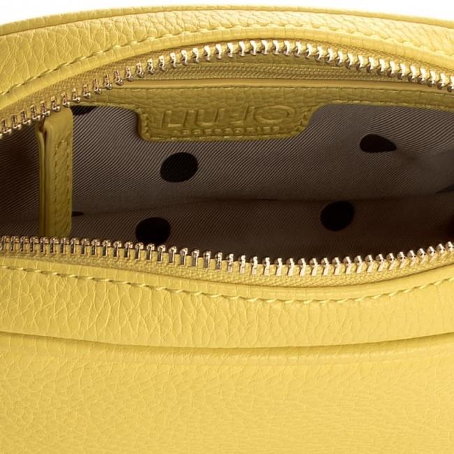 dd266f8fb5 Handbag LIU JO - Tracollina S Minorca N17074 E0086 Empire Yellow 40756 -  Cross Body Bags - Handbags - www.efootwear.eu