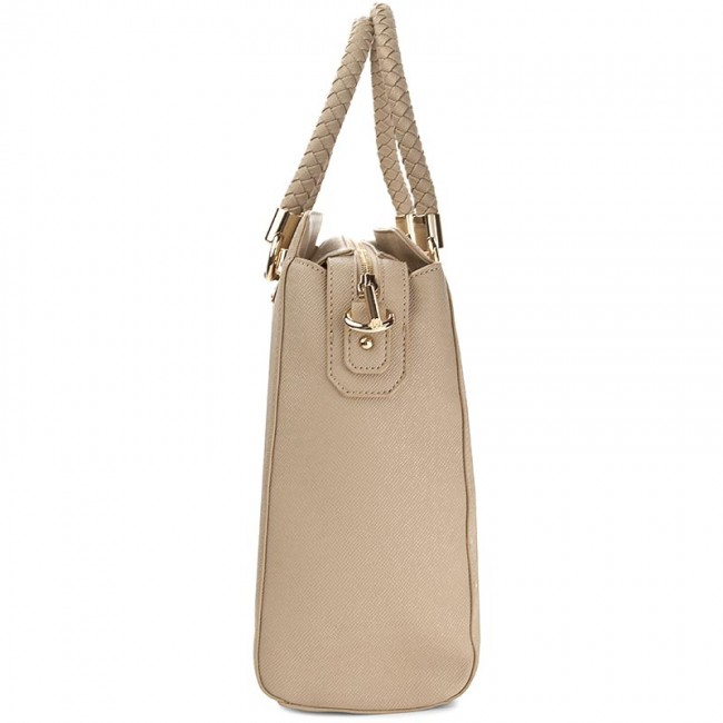 Handbag LIU JO - Shopping L Anna N67089 E0087 Biscuit 61320 - Classic -  Handbags - www.efootwear.eu fe8b6f74d1b