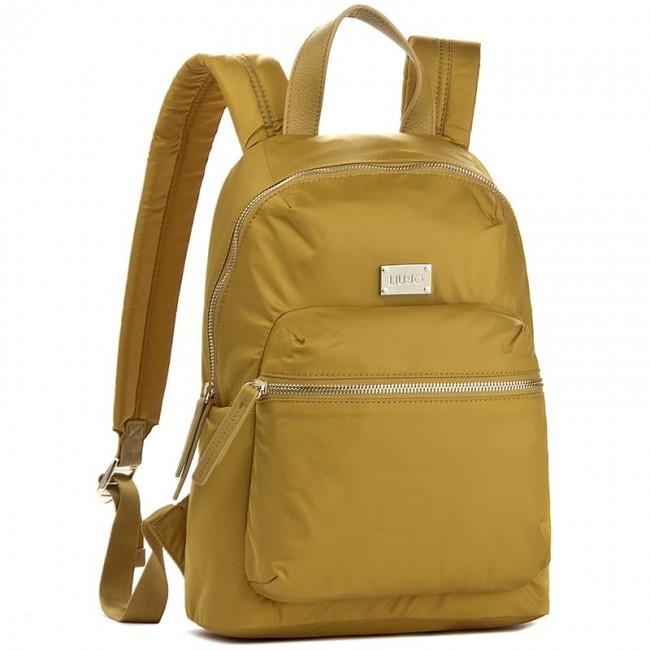 Backpack LIU JO - Zaino Illy N67002 T6671 70839 Golden Palm 70839 ... c508736e8e6