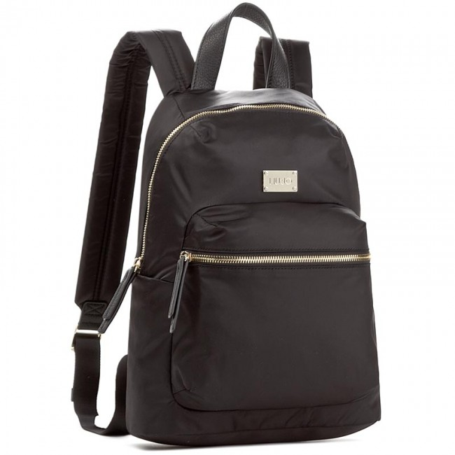 Backpack LIU JO - Zaino Illy N67002 T6671 Nero 22222 - Backpacks ... 6095746c02d