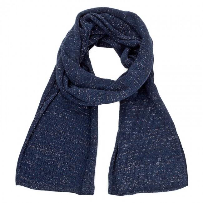 Scarf LIU JO - Sciarpa Laminata 20x220 N67272 M0300 Dress Blue 94024 ... 8668a389f7f