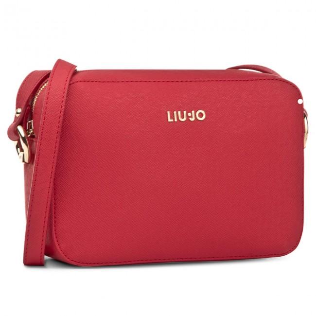 3ff7c1130b Handbag LIU JO - S Cross Body Manhat A18092 E0499 Cherry Red 81761 ...