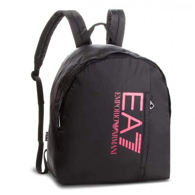 7ad0c149ee49 Backpack EA7 EMPORIO ARMANI - 275667 CC733 00120 Nero - Sports bags ...