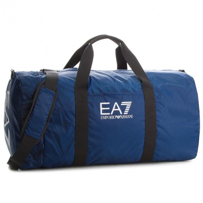 Bag EA7 EMPORIO ARMANI - 275668 CC733 02836 Dark Blue - Sports bags ... 637ac35c92