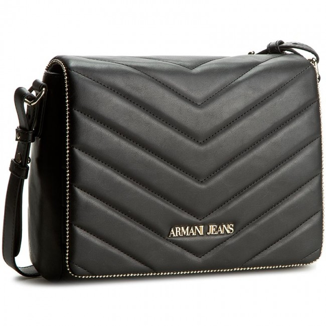 Handbag ARMANI JEANS - 922159 6A718 00020 Nero - Cross Body Bags ... adbc3352b36