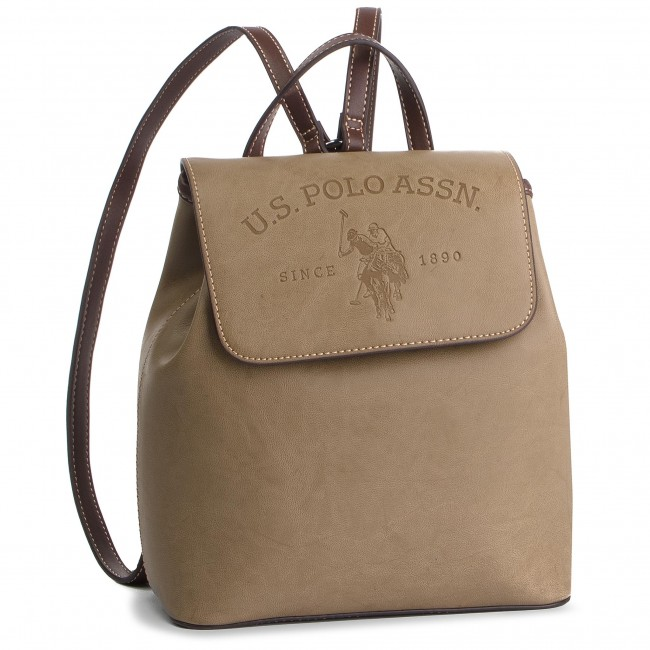 Backpack U.S. POLO ASSN. - Cowtown BEUCW0565WVP 501 Taupe e4e037a014bf6