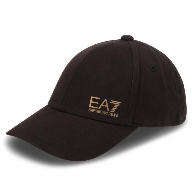 7701cb957c52b8 Cap EA7 EMPORIO ARMANI - 275692 8A816 03420 Black/Gold - Women's - Hats -  Fabrics - Accessories - efootwear.eu
