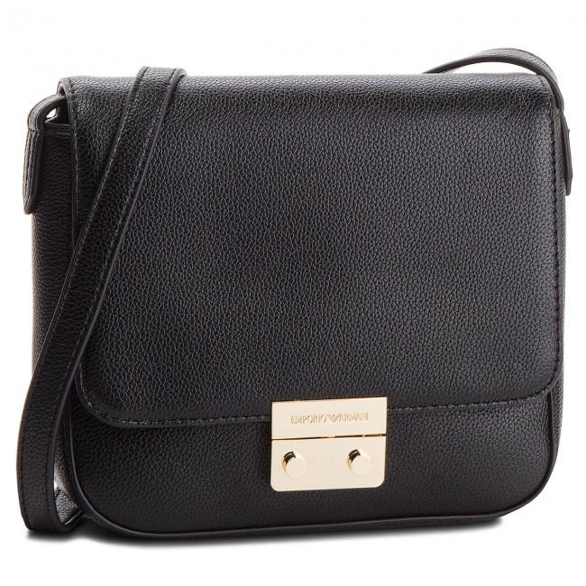 e21b14d0848f Handbag EMPORIO ARMANI - Y3B080 YH65A 80001 Black - Cross Body Bags ...