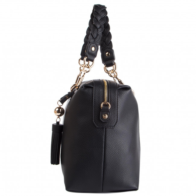 Handbag LIU JO - M Satchel N19265 E0086 Nero 22222 - Classic ... ef072501daf