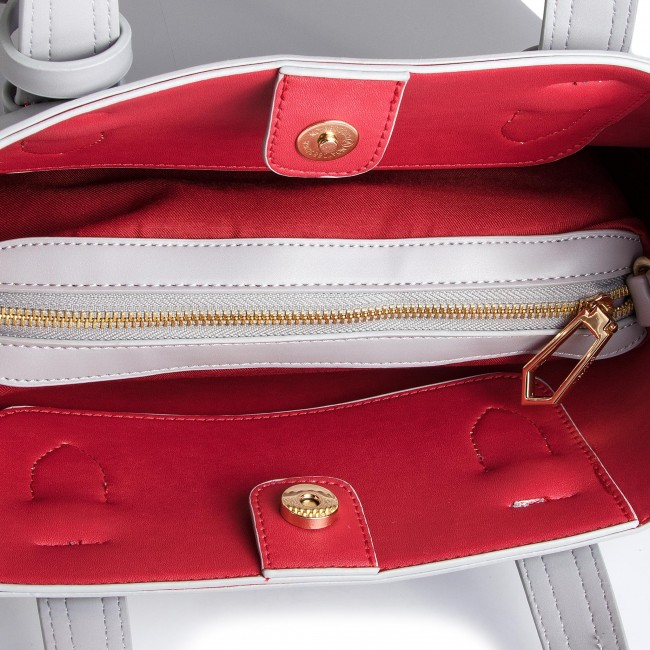 Handbag SILVIAN HEACH Shopper Bag Luisa RCP19018BO Grey Ice 2Grey Ice 2 W2316