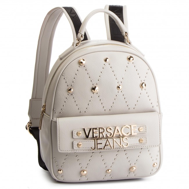 9b86e7e2b9ef Backpack VERSACE JEANS - E1VTBBE7 70883 807 - Backpacks - Handbags ...