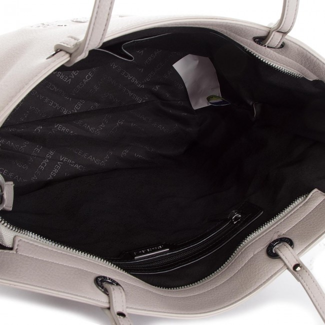 d9685037af1e Handbag VERSACE JEANS - E1VSBBX1 70828 829 - Canvas Totes   Shoppers -  Handbags - www.efootwear.eu