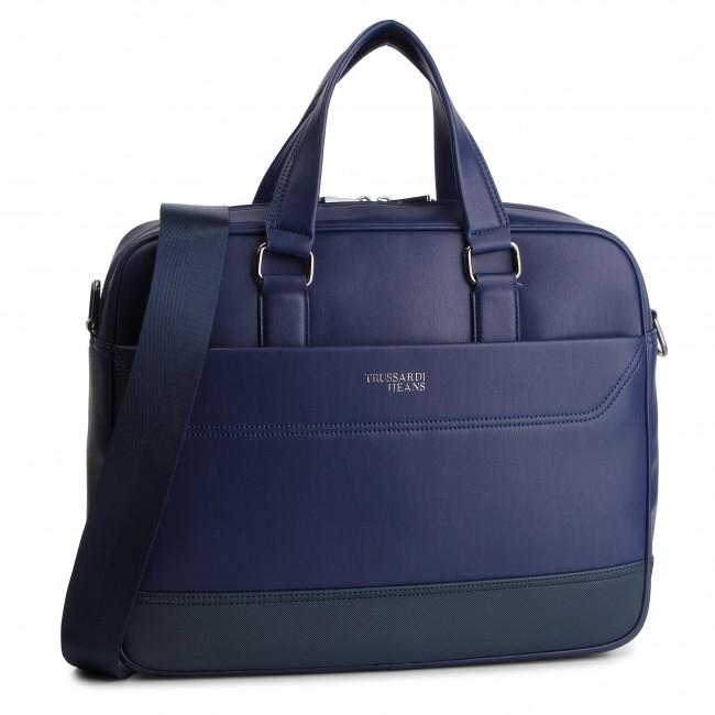 Laptop Bag TRUSSARDI JEANS - Business Affair 71B00113 U615 ... e9ecc2fb989