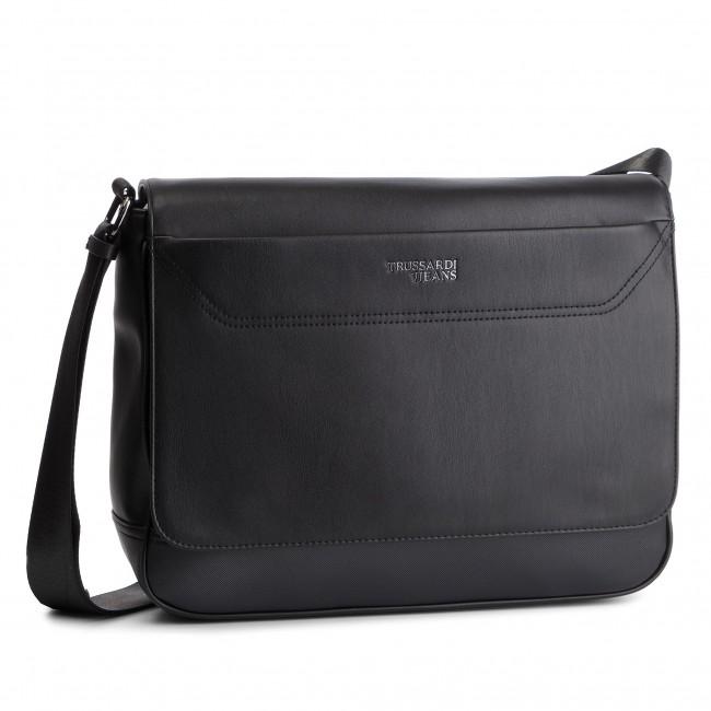 Laptop Bag TRUSSARDI JEANS - Business Affair Messanger 71B00114 K299 ... e9baa9cc000