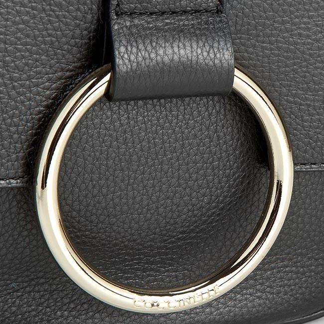 ever popular best online cheap sale Handbag COCCINELLE - WD5 Ring C1 WD5 12 01 01 Nero 001