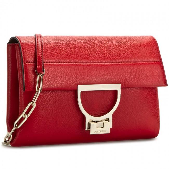 Handbag COCCINELLE - X05 Arlettis C1 XO5 19 01 01 Tomato Red 174