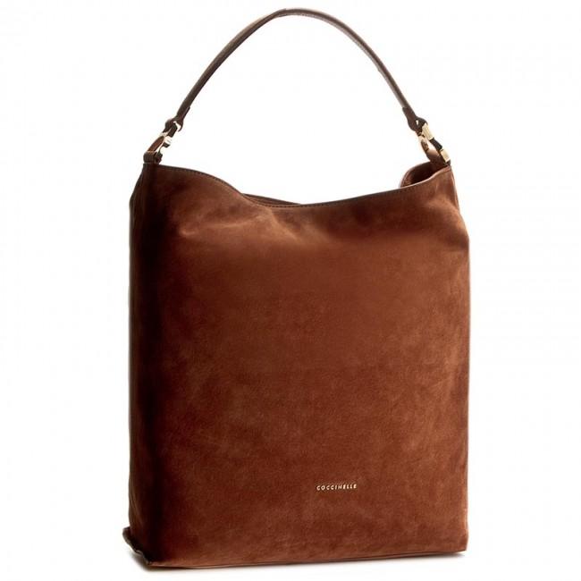 a5e6d601865 Handbag COCCINELLE - YE1 Arlettis Suede C1 YE1 13 01 01 Terra 107 ...